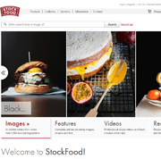 StockFood launches its new website